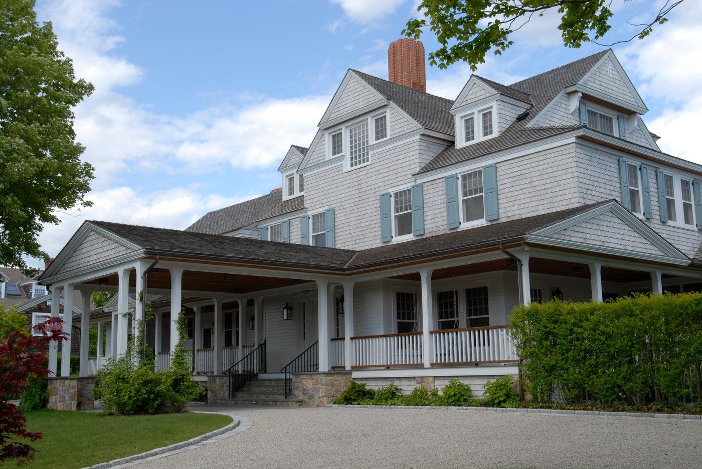 Shingle Style Residence in Watch Hill, RI
