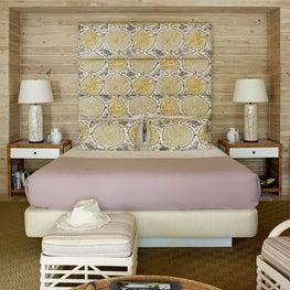 A Caribbean Bedroom