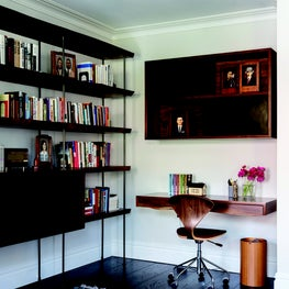 Brooklyn Townhouse - Study