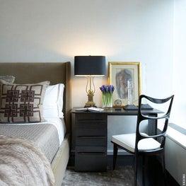 UN Plaza Master Bedroom
