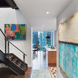 Chelsea Penthouse - Foyer