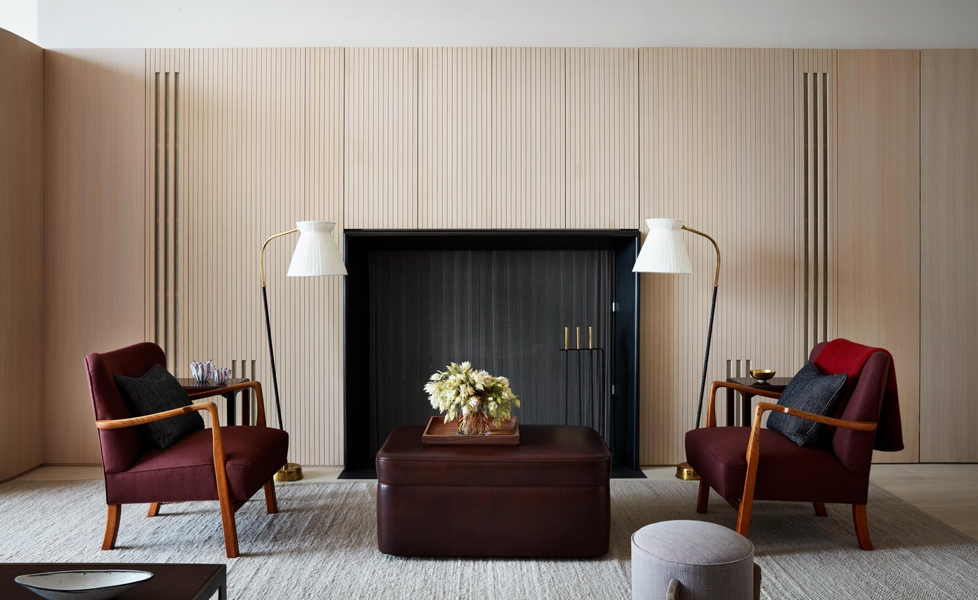 West Village Apartment Living Room