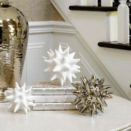 Elegant grand entry details.