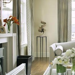 Formal Living Room Vignette