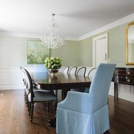 Dining Room Winnetka Residence