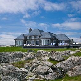 Coastal Cottage in Newport, RI