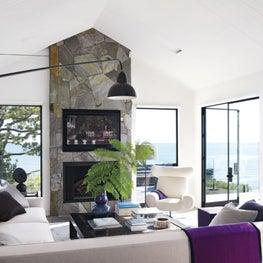 Family Room - Malibu Shore