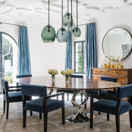 Dining Room, Beverly Hills