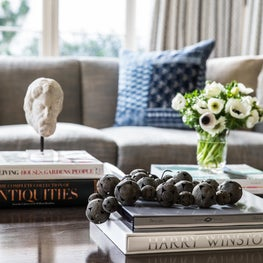 Family Room Detail, Brentwood