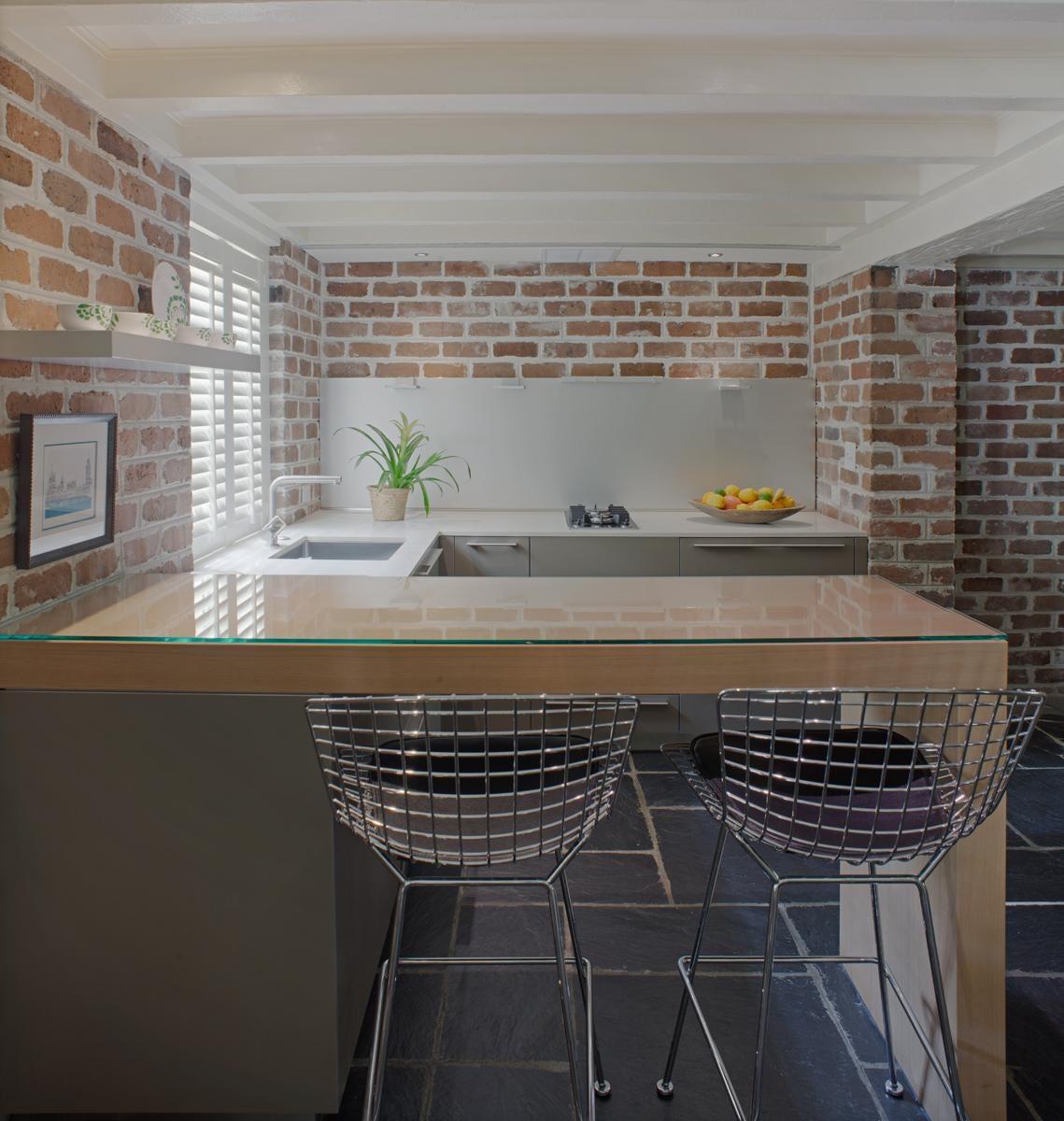 Bulthaup Basement Kitchen