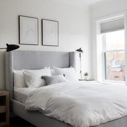 Back Bay Master Bedroom