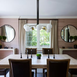 PELHAM TUDOR | WESTCHESTER, NEW YORK | DINING ROOM