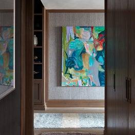 Tribeca Five Bedroom Apartment- Hall