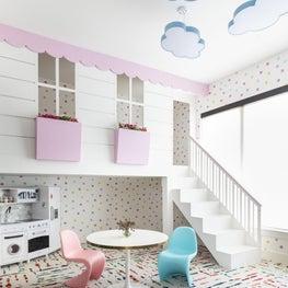 LA Residence Kid's Play Room
