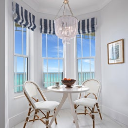 Jupiter Ocean Grande - Condo Renovation: Breakfast Nook