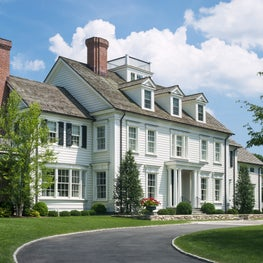 Federal Colonial Residence in Southport, CT