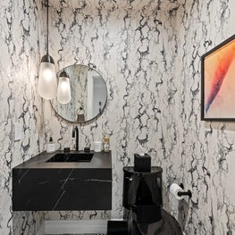 Scarsdale Powder room
