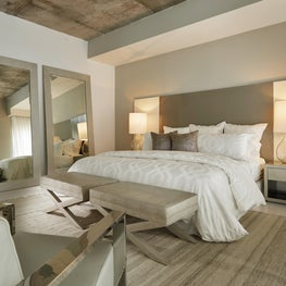 Midtown Miami Penthouse II PH7 Master Bedroom