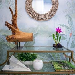 Fanciful Foyer