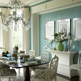Palm Beach Residence -  Dining Room