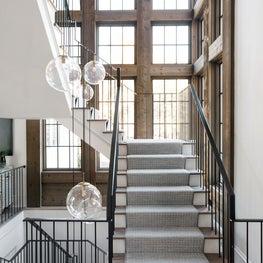 Oakton Terrace - Stair