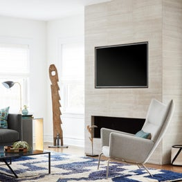 Elmwood Modern Family Room