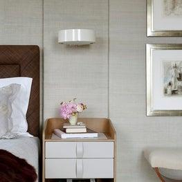 Master Bedroom - Downtown Triplex Apartment