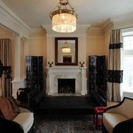 Tuxedo Park Reception Room