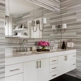 Glendale Master Bath Vanity