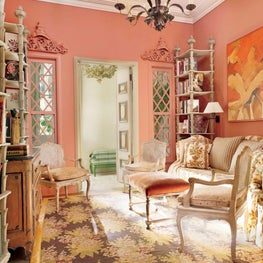 Private Residence, Drawing Room