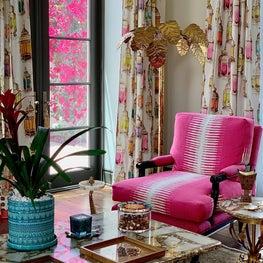 Living room, la Quinta residence