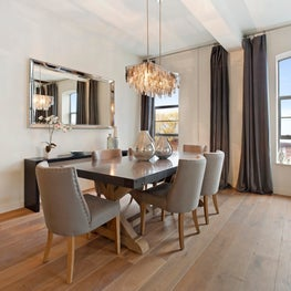 Brooklyn Height Residence, Dining