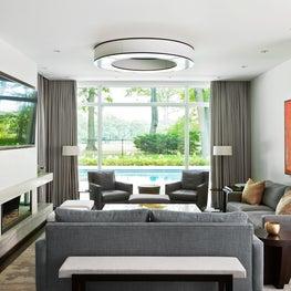 Edenbridge Humber Valley Home - Living Room