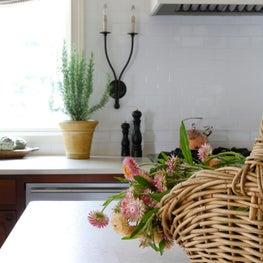 Franklin Homestead Kitchen