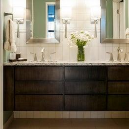 River North Master Bathroom