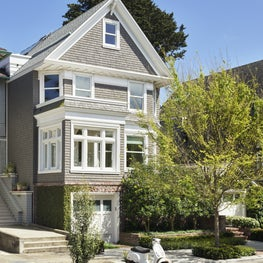 San Francisco Edwardian Updated to the 21st Century & LEED-Platinum Certified