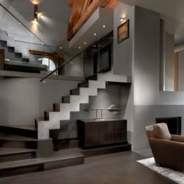 School House Loft / Staircase