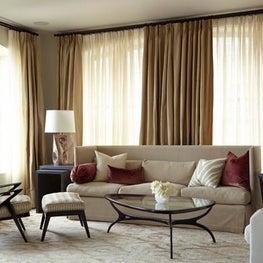 Tribeca Contemporary - Living Room