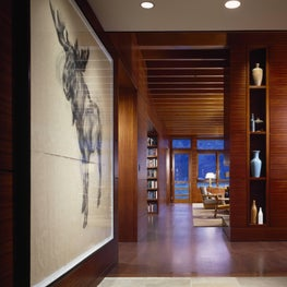 Jackson Hole Entry Foyer