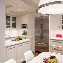 Upper West Side Apartment Kitchen