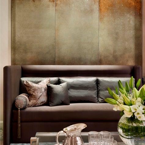 Qatar private villa - Formal Living Room