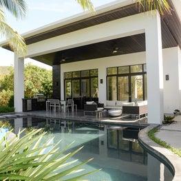 Pool in Paradise