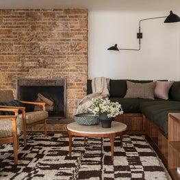 Sunset Hill living room