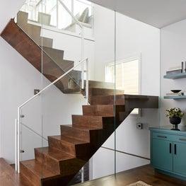San Francisco Staircase
