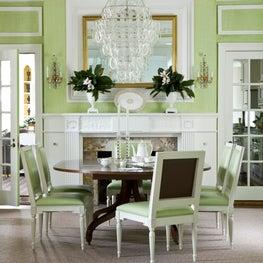 Kelley Interior Design Dining Room