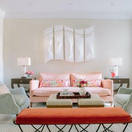Capitol Hill Living Room