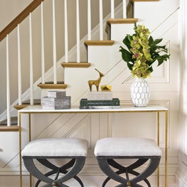 Brynn Olson Design Group - Brooklyn NYC Brownstone - Entry Foyer