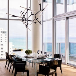 Miami Beach Residence, Dining Room
