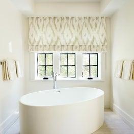 Master Bathroom - free standing bath