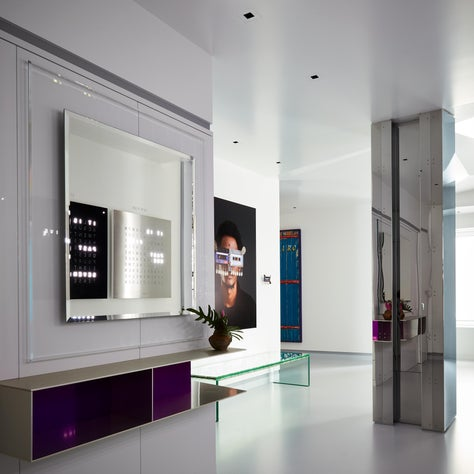 Central Park South, 5,750 sq ft, New York City, Foyer